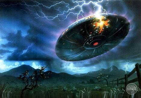 Veríte že kruhy v obilí robia mimozemšťania?