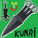 United The Expendables Kunai Throwing Knife Set UC2772