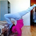 procrastination level gymnastika :D