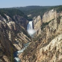 Pochvalim sa dalsim vyletom - Grand Canyon of Yellowstone