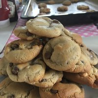 Vegan cookies s prichutou sena a buriny
