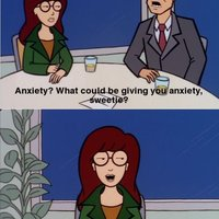Daria and I have a lot in common
