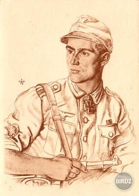 Vojenské skice, Wolfgang Willrich (1897-1948)