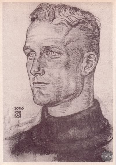 Kresba Wolfganga Willricha (1897-1948)