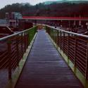 Kazdy deen po tomto zelenom moste...
