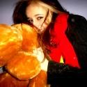 Silvestrovské čavíky, sestra mi znásilňuje foťák :D