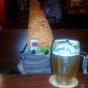 Pán Mrkva totálne sejmutý v bare :D:D:D:D
