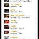 Teraz som si tak pozeral môj profil na Bandzone a vlastne všetko je tam punk-rock alebo jeho odvetie :D Som na seba hrdý :)
