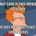 moje pocity pri hororoch