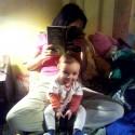 Jéj to bola Miška ešte taká malinká :))