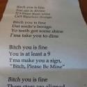Niggest poem ever made