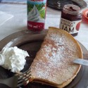 moje dnešné raňajky od Zmrzlinára <3