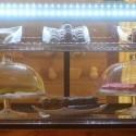 Rawcha, Pastry case