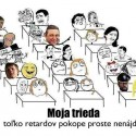 Jak naša trieda...(?)