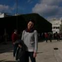 Leaving Alberobello. leaving the fairy tale