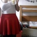 á mám sukienku novú práve z 5% čo sa mi hodí  a strašne sa z nej teším :)