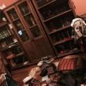Reorganizácia knižnice v plnom prúde :)