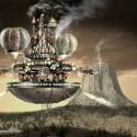 megalomansky obrovska materska lod