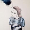 autoportret a nespokojnosť