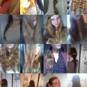 Fotky v mojom mobile sú tvorené: 1. fotkami mačky, 2. fotkami vlasov, 3. fotkami blbostí/exteriéru/ľudí Tu máte hľa výber z druhého menovaného..:D (nemámvôbecžiadnuobscesiučosi)