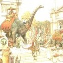 dinotopia, james gurney, 1992
