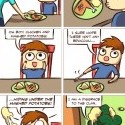 ninja brokolica