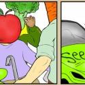 zle jablko