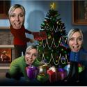 všetkým vám prajem pokojné, pohodové, šťastné a príjemné sviatky ... darčeky pod stromčekom ktoré vás potešia :)   a dosť bolo ... ide sa makať :D :D