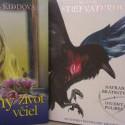 Dnešný úlovok! Konečne aj jedna nová kniha, ešte teplá z kníhkupectva :) a jedna z bazáru :)