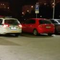 Nakoľko sú tu znalci tak aký priestupok spravila vodička červeného auta?