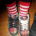 tieto topánky to je fajnšmekerská srdcová záležitosť :D + ponožky treba vytiahnuť najsamviac :)