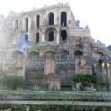 chram, za ktorym su cerstve vykopavky este starsej osady, v ktorej sa narodil romulus, 1 zo zakladatelov rima