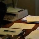 Pracovný stôl Elmora Leonarda