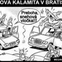 Kalamita v BA