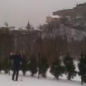 Dneska Oravský hrad + kde pôjde skôr vlak