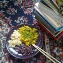 fancy ryža je fancy