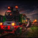 Rendez , zraz historických vlakov včera  ,  para mala vždy niečo do seba