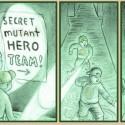 tajny tim zmutovanych hrdinov