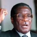 genialny ekonóm Robert Mugabe