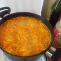 veľmo dobre som si navarila plný hrniec polievky :D :*