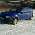 Koza... Opel Corsa B 1998, 1.0 16V @ 60HP