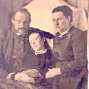 posmrtna fotografia - vo viktoriánskej ere z nejakého dovodu strasne modna zalezitost
