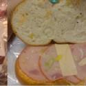 toť moje raňajky v ktorých mala byť podľa zloženia aj zelenina :D