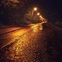 železná studnička , dnes večer okolo 8, nepršalo už, a atmosféra skvelá