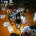 Za siedmimi pivami, siedmimi popolníkmi, kde sa alkohol vylieval a cigarety nemali konca sa....