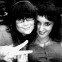 Ja a Teruša :D(ufogirl)LETO 2008 xD Vtedy som mala ešte ofinku xD