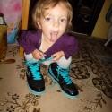 No aké je to malé už mi to aj topánky bere :D