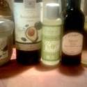 šťastná, prešťastná z nových olejčekov :)