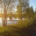 noc je najkrajsia v severnom Svedsku :)