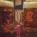 """Toto dostanete, keď si v Narnia Pube objednáte veľké pivo. 1 liter. Slovné spojenie """"ideme na jedno"""" dostáva týmto pádom úplne nový rozmer!"""
